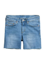 Shorts di jeans - Blu denim - DONNA | H&M IT 2